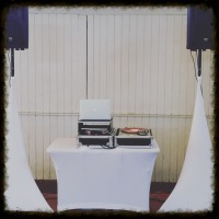 Simple DJ Set Up